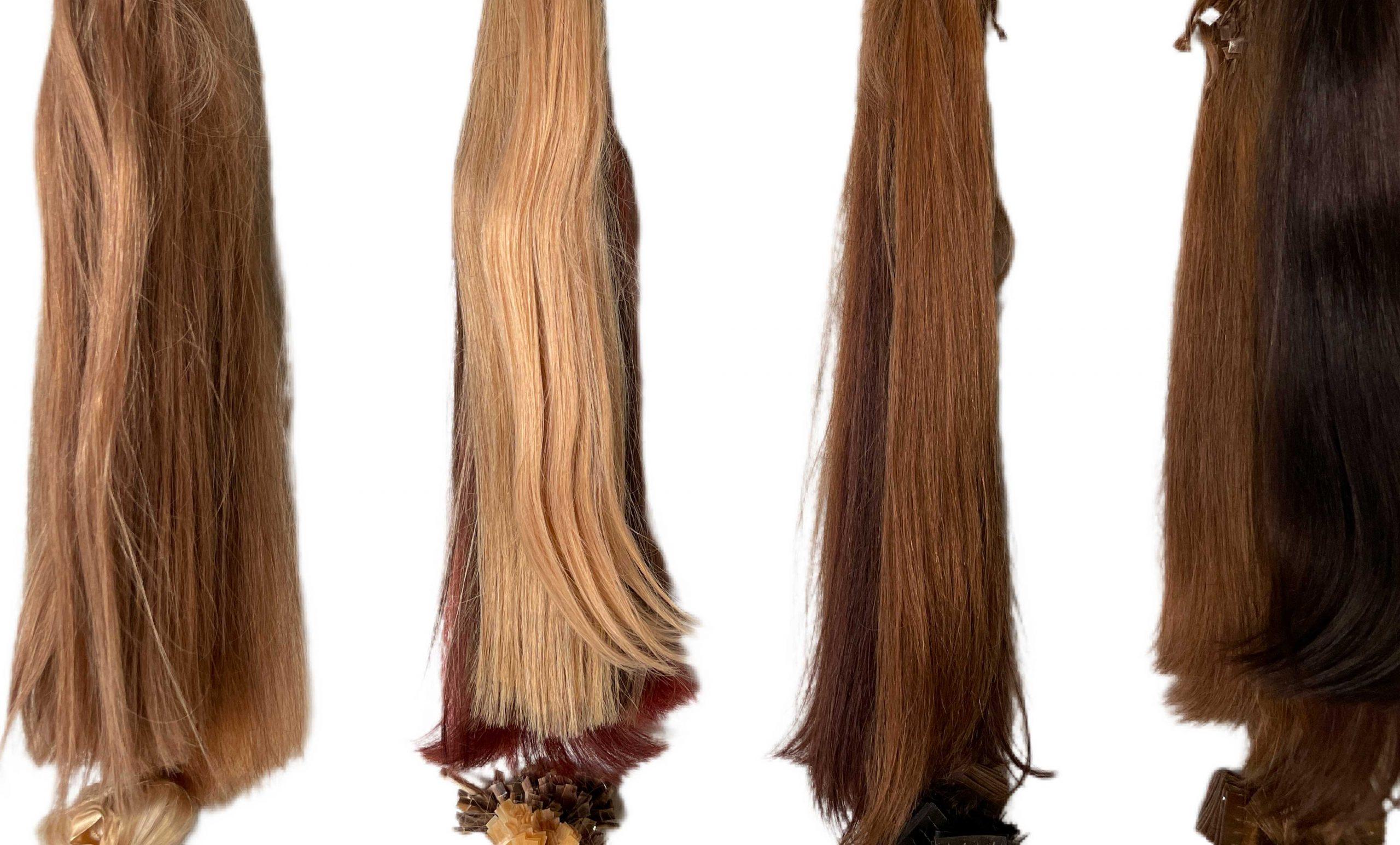 Vendita capelli extension a Verona